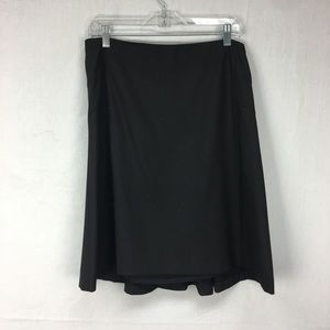 The Limited Luxe Black Skirt